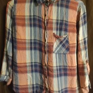 💥💥Flannel shirt size small